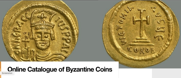 Byzantine-Coins-Online