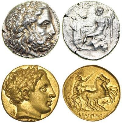 Philip-II-coins