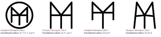 Seleucid monograms
