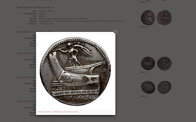 BnF Antigonid Coins Online